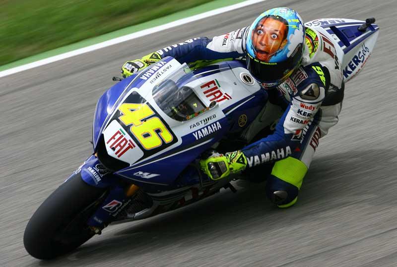 MotoGP back under the spotlight