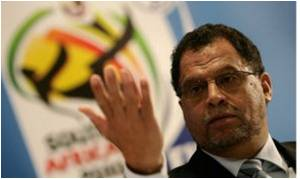 Danny Jordaan, the 2010 World Cup Maestro