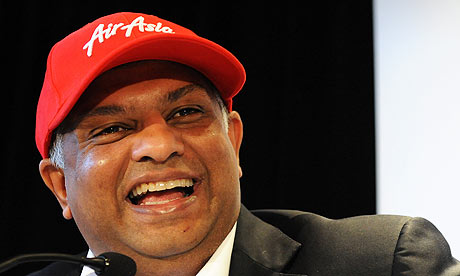 Exclusive Interview with Lotus Racing Team Principal Tony Fernandes