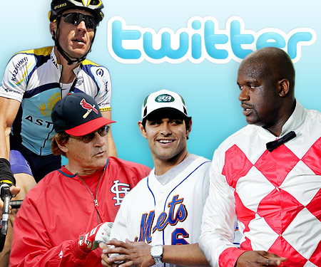 Athletes & Social Media – Spreading the Word for Sport and Brands