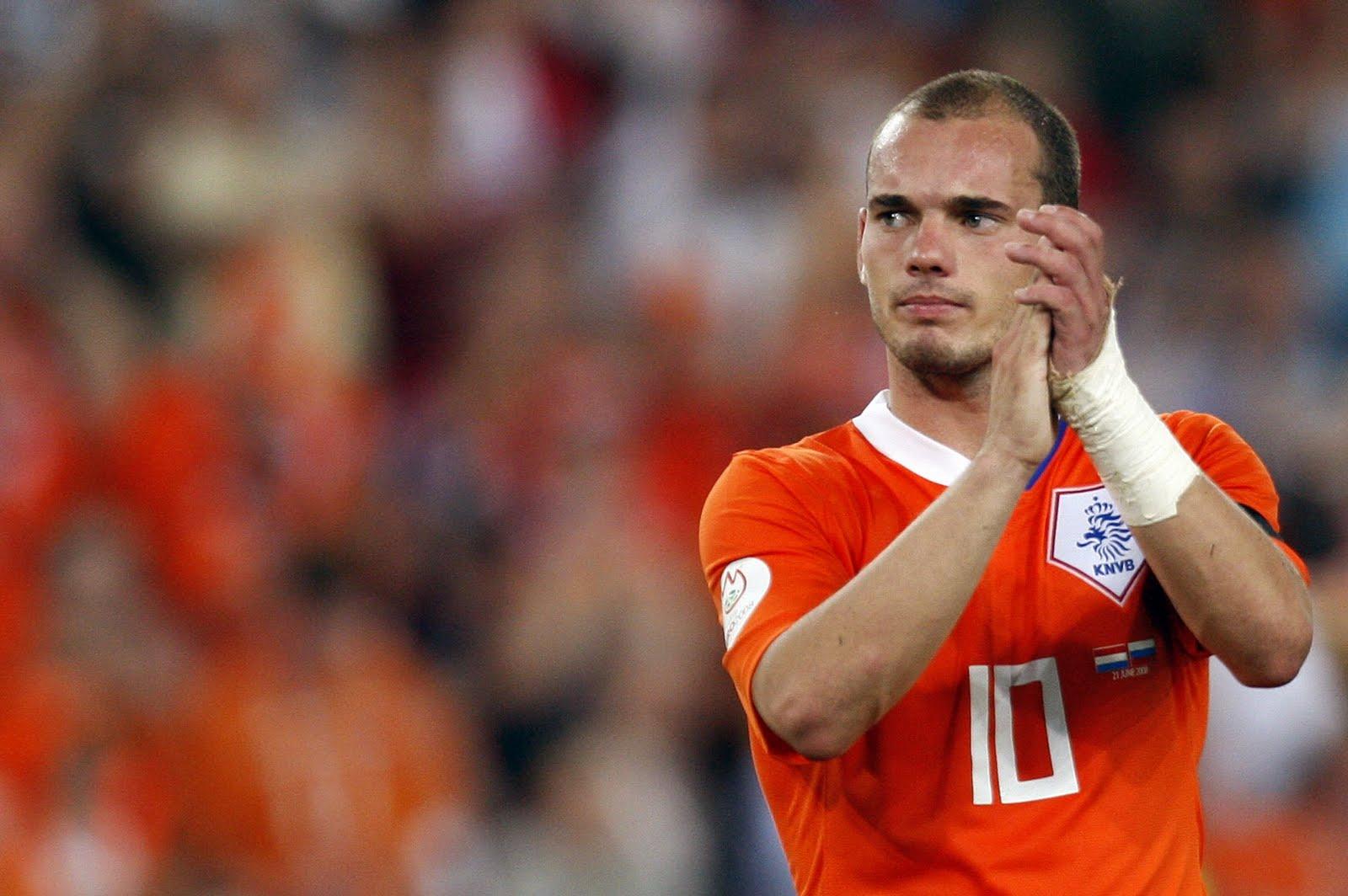 Nike leak Sneijder move to Man Utd?