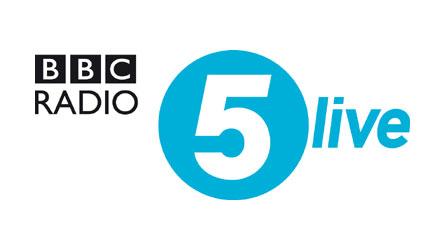 'Social Media & Sport' programme on BBC 5 Live