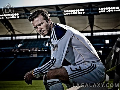 Beckham to be interviewed on YouTube & host Google+ Hangout