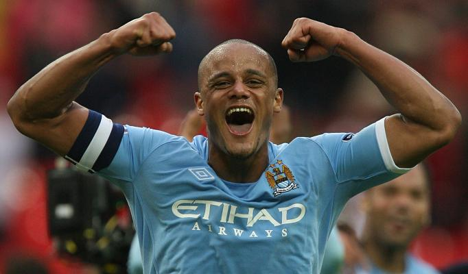Man City's Vincent Kompany to host post-match interview with fans on Twitter and Facebook