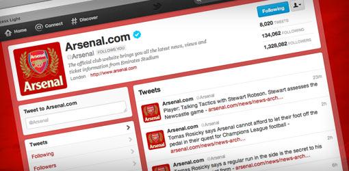 #ArsenalLive