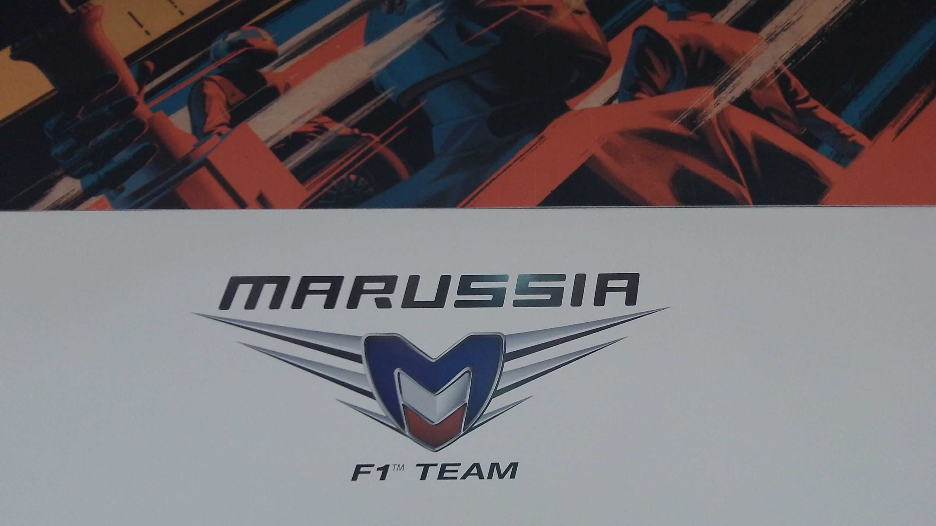 Timo Glock, Marussia F1 and Social Media