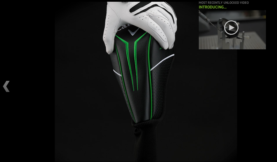 Callaway launches 'Tweet to Unleash'