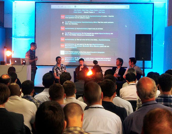 Sports Tech Meetup: Content, Content, Content
