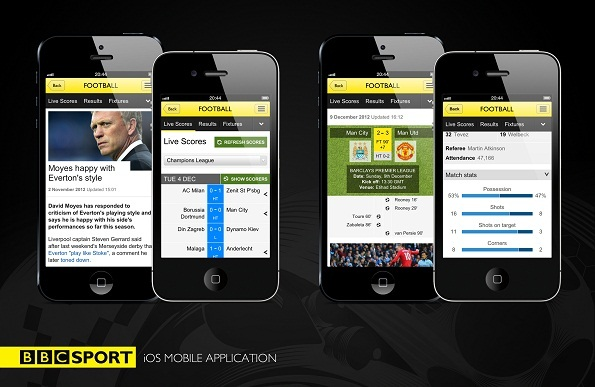 BBC launches new Sport App – but is it a game changer?