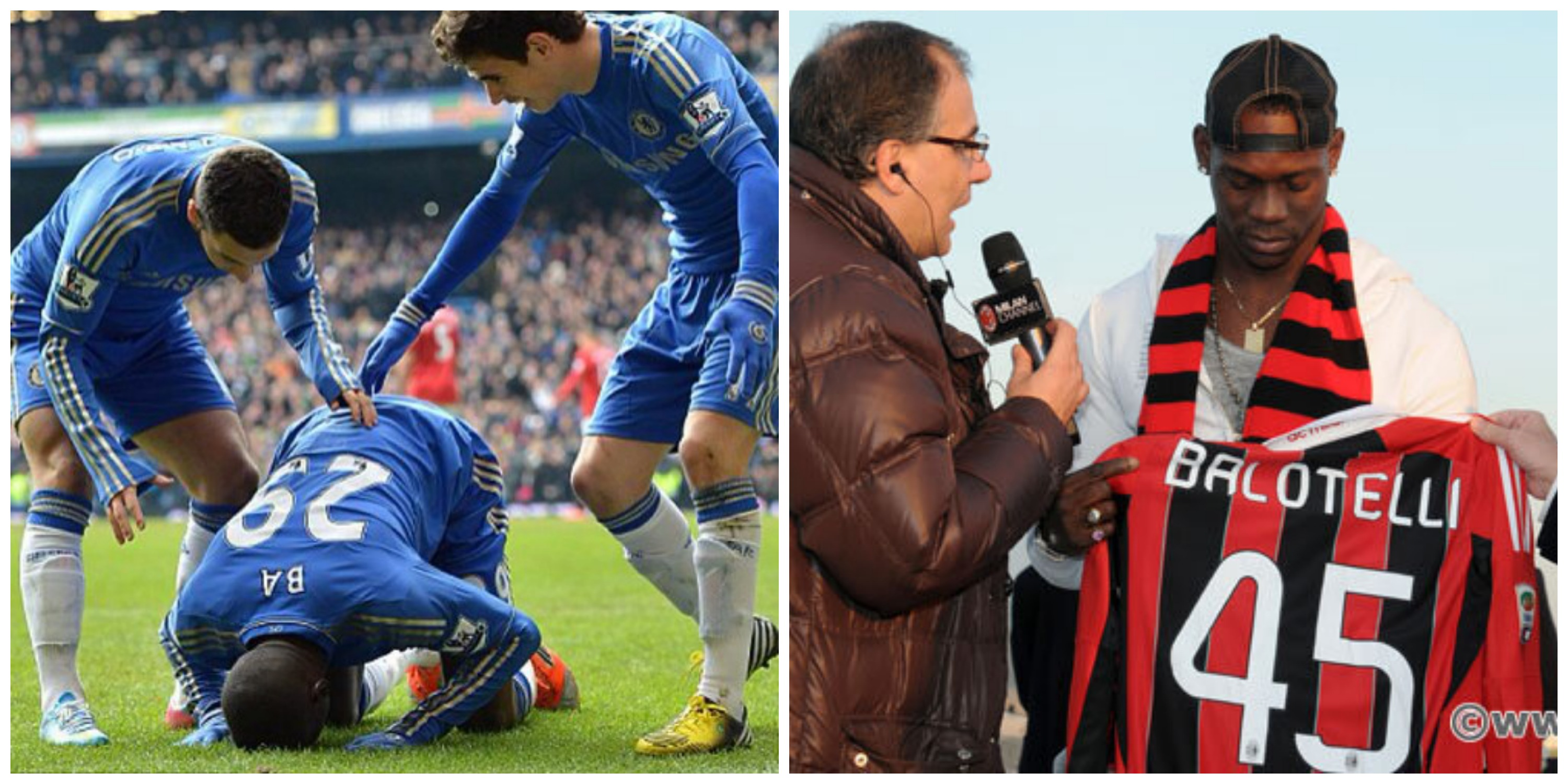 AC Milan and Chelsea celebrate Twitter landmarks