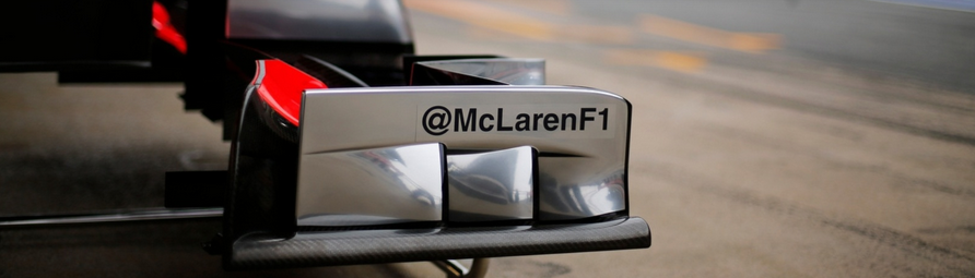 McLaren F1 Launches New Digital Strategy (and Twitter Handle)