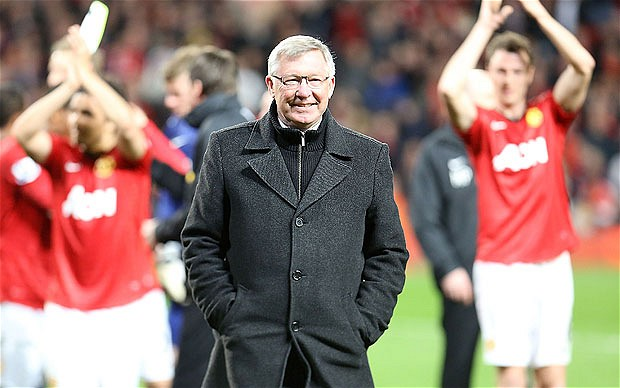 The Sir Alex Retirement Announcement and Twitter
