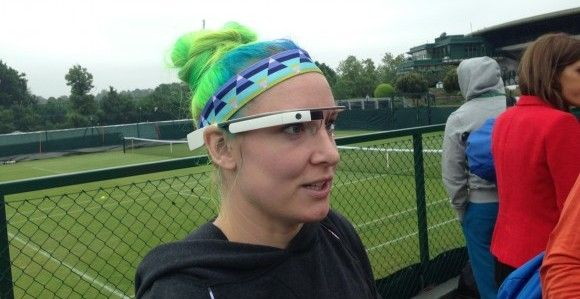 Google Glass to get first sport-outing at Wimbledon?