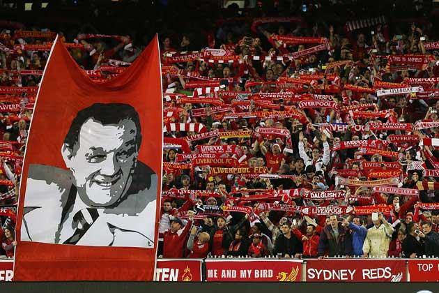 Liverpool FC's #winning online presence
