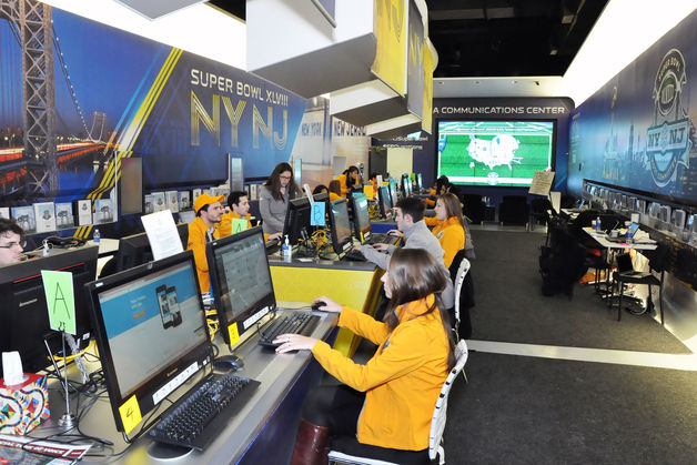 3 things we can learn from the Super Bowl 'Social Media Command Centre'