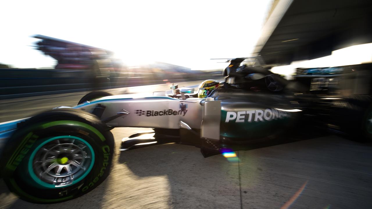 Which F1 team won the social media grand prix?