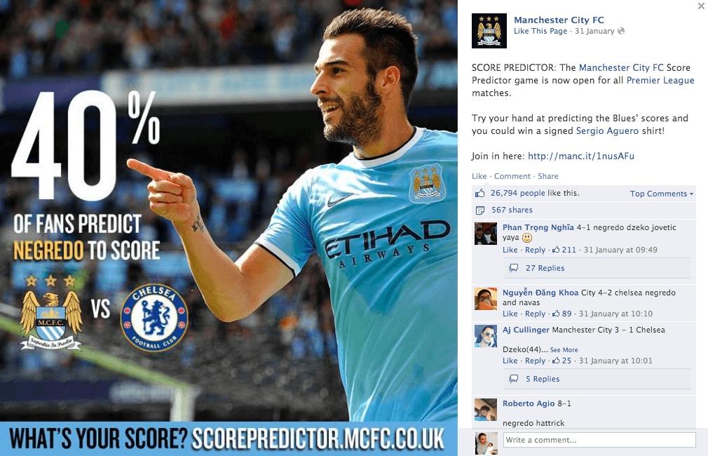 MCFC Score Predictor