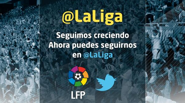 Deal allows La Liga highlights to be shown on Twitter