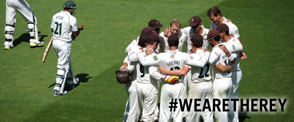 Surrey CCC tops the Social Media Cricket Championship