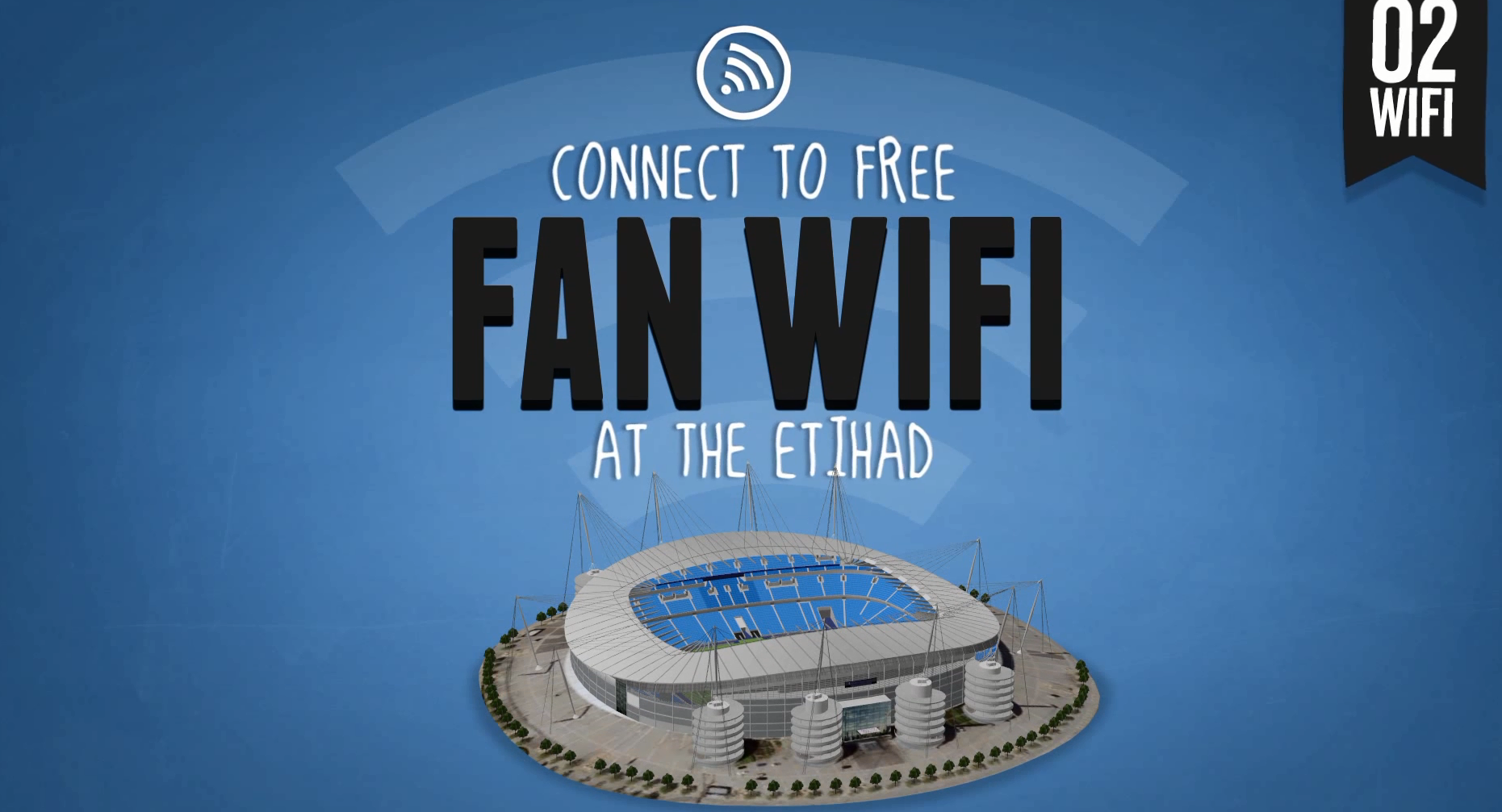 Manchester City become first Premier League club to roll-out full stadium Wi-Fi