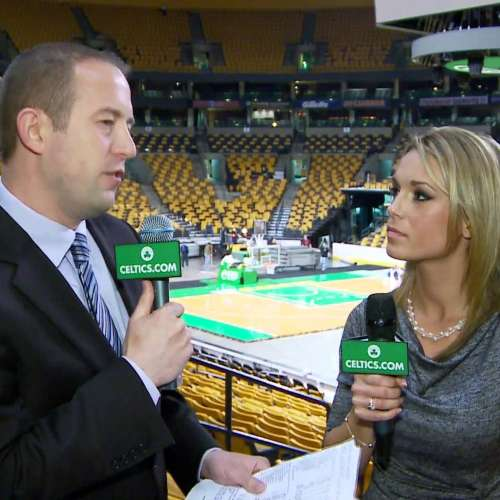 Audio: Sports Geek interview with Peter Stringer from Boston Celtics