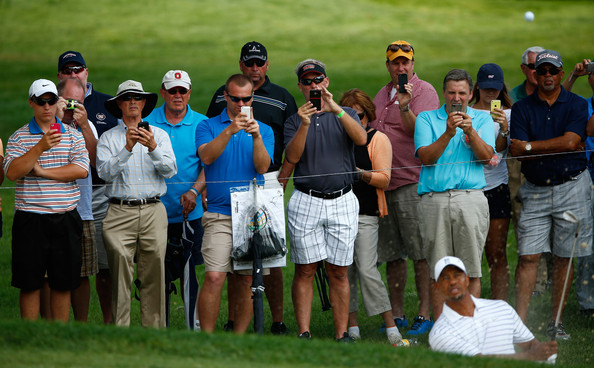 Ryder Cup update: fans encouraged to use social media.. in most places