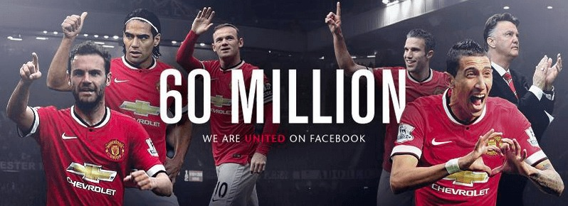 Manchester United pass 60m fan mark on Facebook, but what does that mean to the club?