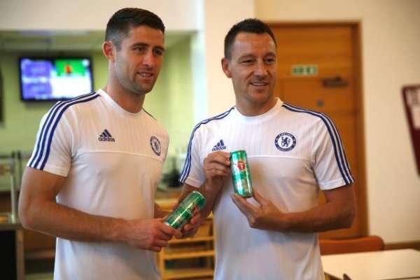 Chelsea sign training shirt sponsorship deal