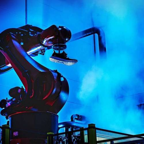 Adidas to open factory completely run by Robots