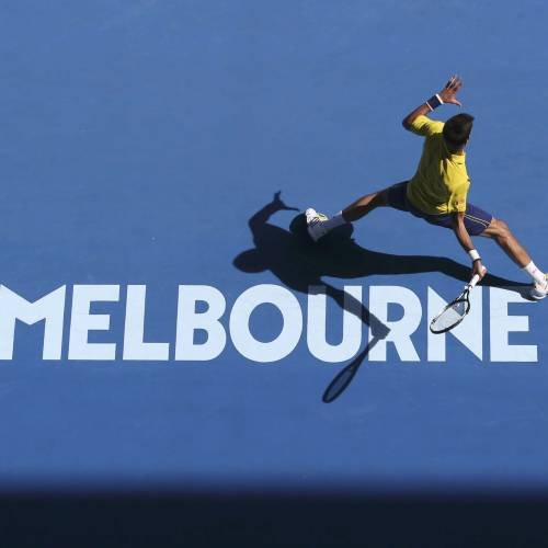 The Australian Open is getting increasingly creative on social media