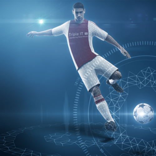 Dutch Football Club to use VR and game data to recreate previous matches