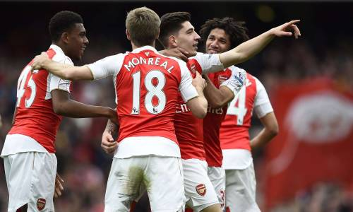 Q&A with Michael Antwi of Arsenal FC