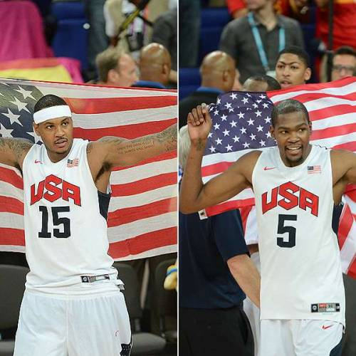 USA Basketball reveals team via social