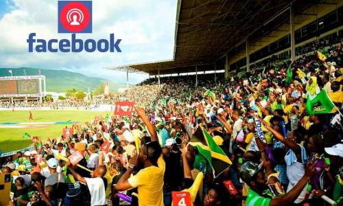 Facebook Live set to broadcast CPL T20 games