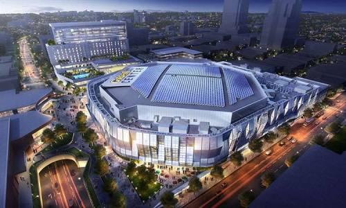 Sacramento Kings' new arena to experiment with Virtual Reality