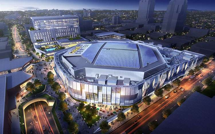 Sacramento Kings' new arena to experiment with Virtual Reality