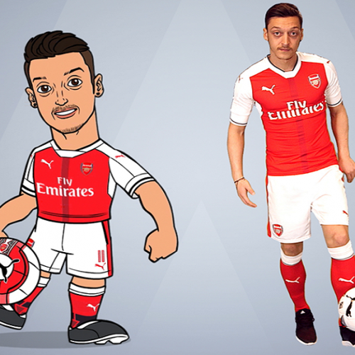 Arsenal FC launches new app for young fans