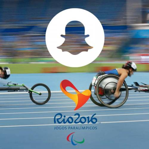 Snapchat to launch Paralympic Live Story