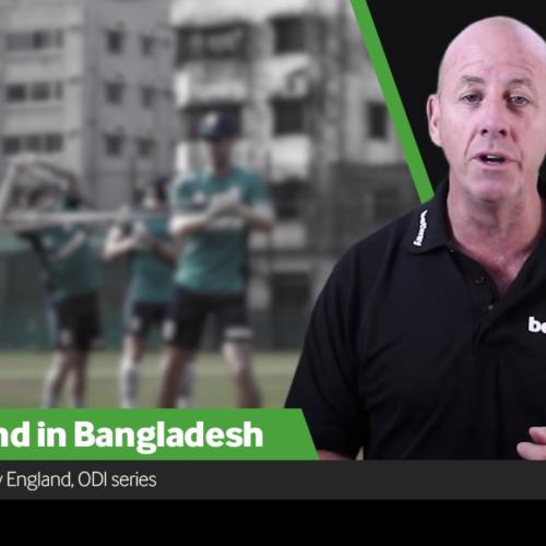 Simon Hughes previews Bangladesh ODI series with Betway
