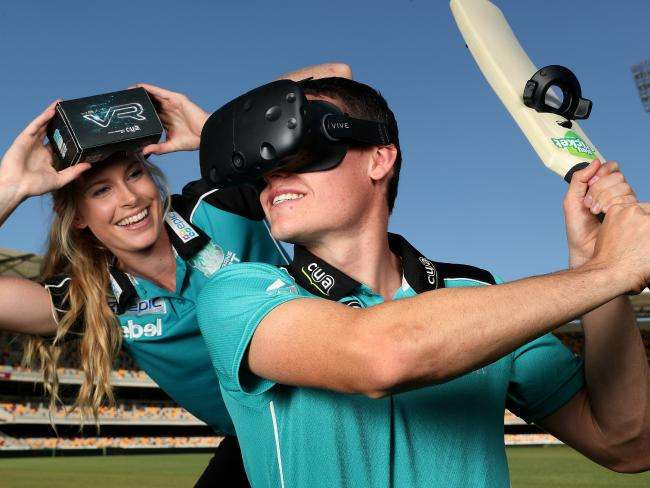 Brisbane Heat launch immersive technology to link players to fans