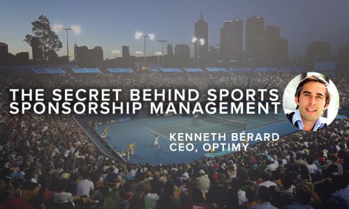 The secret behind sports sponsorship management