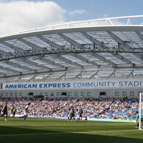 Brighton and Hove Albion to offer fans VR incentive to attend games