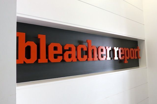 Interview: James Grigg, International Operations at Bleacher Report