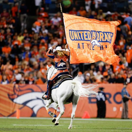 Denver Broncos use Augmented Reality to engage fans and activate brand partnerships