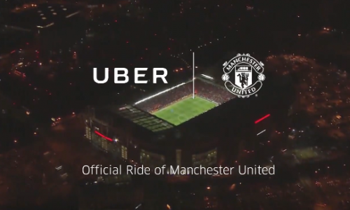 Manchester United and Uber announce global partnership