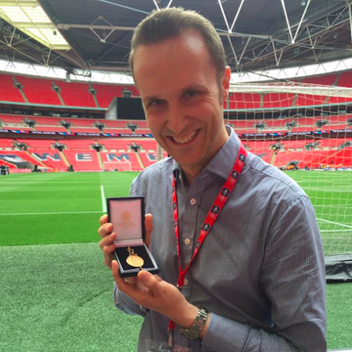 Interview with Mark Gilbert, former Head of Digitals Communications at The FA