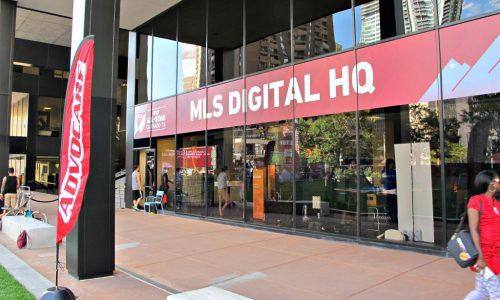 Interview with Chris Schlosser on how MLS has become fastest growing US sport on social + much more