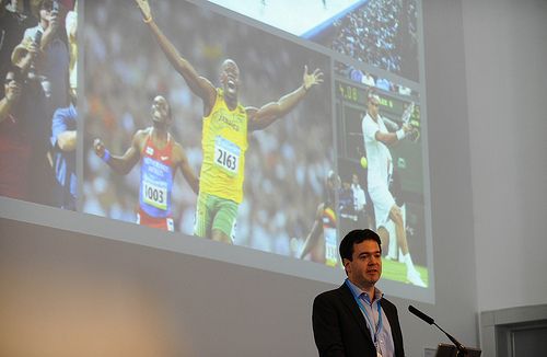 Sport & New Media – a new conference for a new world?