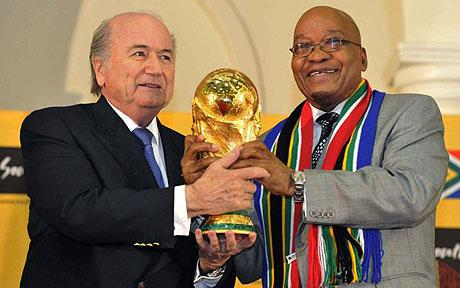 Is FIFA deliberately kicking themselves out of the Social Media World Cup?