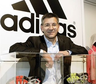 adidas beat Nike to win the World Cup